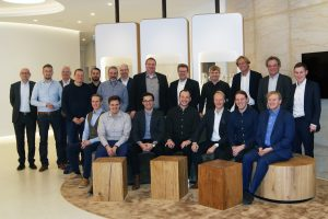 Projekt Kick-Off in Bitburg
