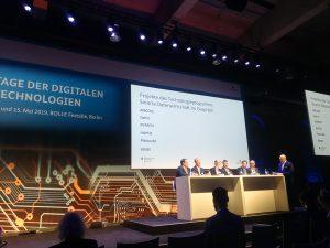 Tage der digitalen Technologien in Berlin