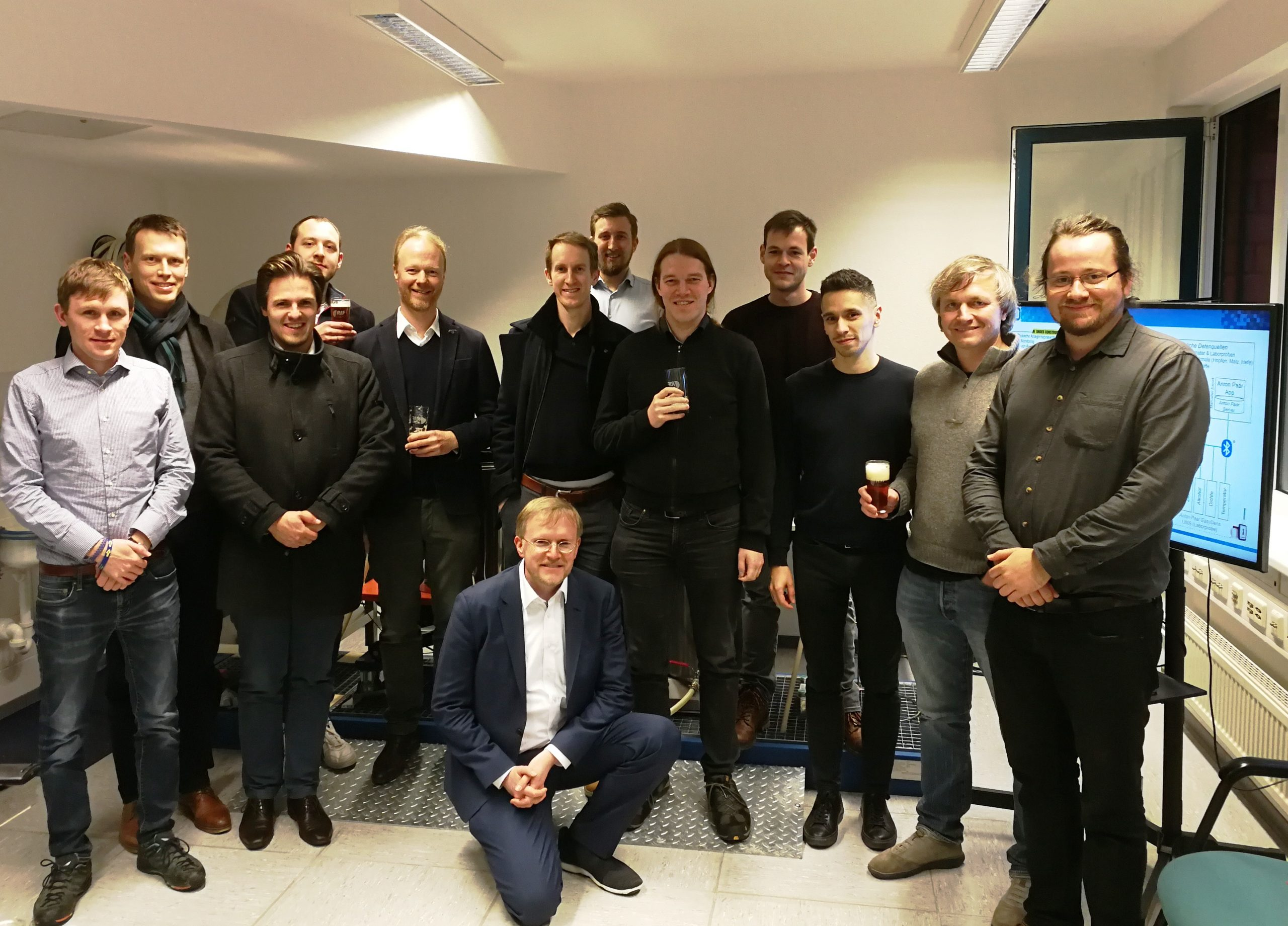 Drittes Konsortialtreffen beim RIF e. V. in Dortmund